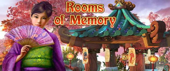 Rooms of Memory - Explore the family mansion and discover amazing secrets in this amazing free game.