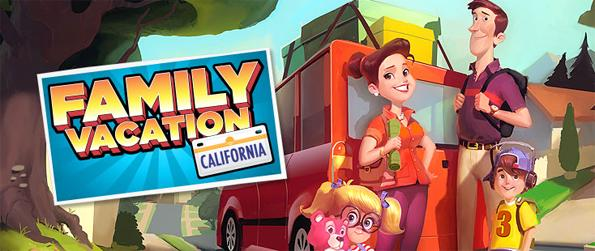 Family Vacation: California - Take a trip to California and enjoy wonderful Hidden Object games.