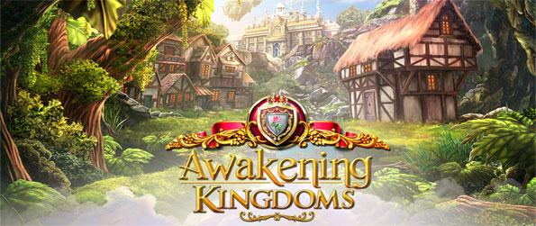 Awakening Kingdom - Step into the Skyward Kingdom and rebuild the castle in the fantastic new free game.