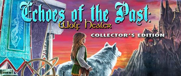 Echoes of the Past: Wolf Healer - Stop the dark warriors from taking over the kingdom as you take on the role of a man who can become a wolf.