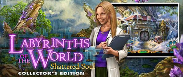 Labyrinths of the World: Shattered Soul - Find your missing sister and stop the evil scientist from wreaking havoc.