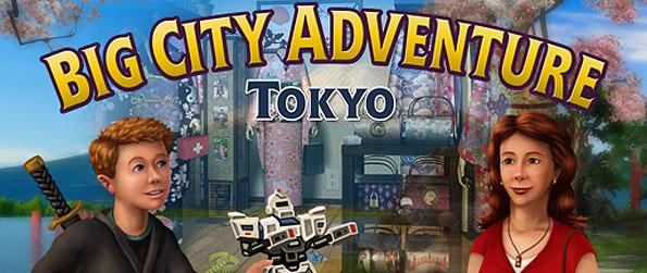 Big City Adventure Tokyo - Explore the vastness of Tokyo as you play through the different scenes and puzzles of this wonderful casual game for all ages.